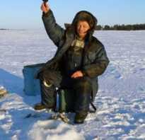 Рыбалка на севере