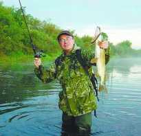 Рыбалка на угре