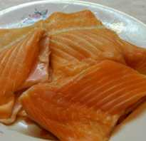 Хребты красной рыбы рецепты
