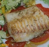 Как диетически приготовить рыбу
