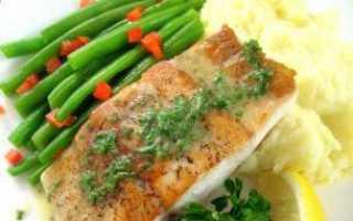 Как вкусно приготовить филе трески на сковороде