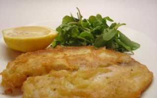 Кляр для рыбы рецепт простой с майонезом
