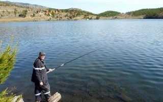 Рыбалка на байкале летом
