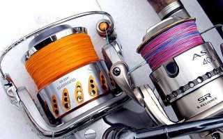 Шнур плетеный для рыбалки