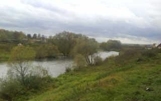 Река северка рыбалка