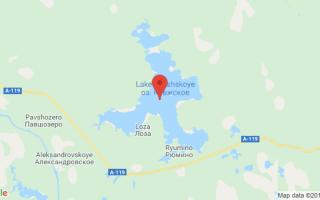 Рыбалка на ковжском озере