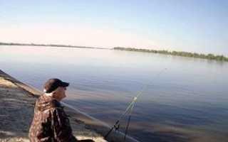 Рыбалка весной на оби