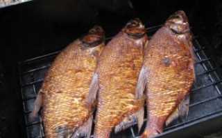 Сколько коптить рыбу