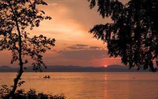Рыбалка на озере увильды