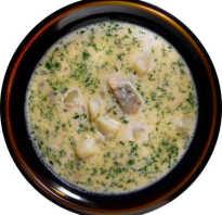 Суп из сельди