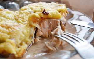 Блюда из рыбы диетические