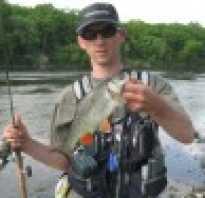 Рыбалка на реке сал