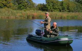 Запрет на рыбалку с лодки