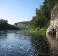 Река ай рыбалка