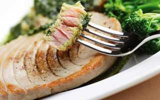Как вкусно приготовить тунца на сковороде