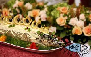 Как приготовить рыбу фаршированную