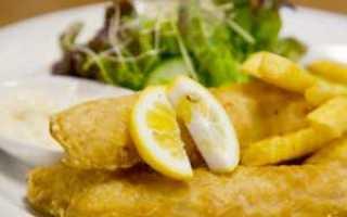 Кляр для рыбы минтай рецепт простой
