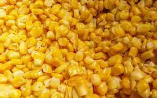 Как сварить кукурузу для рыбалки