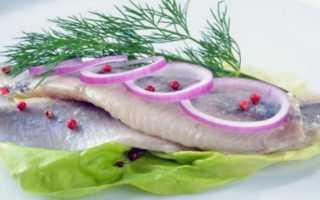 Маринад для рыбы в духовке