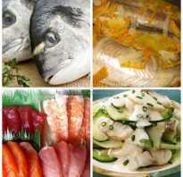 Салат на зиму с рыбой