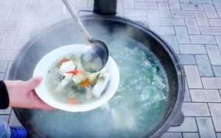 Рыба для царской ухи