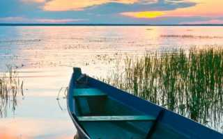 Рыбалка на плещеевом озере