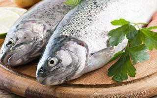 Чем полезна морская рыба