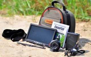 Подводные камеры для рыбалки с функцией записи
