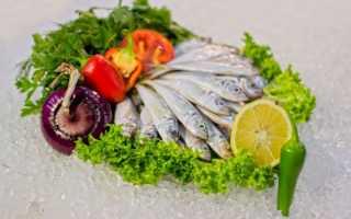Ставрида рецепты приготовления