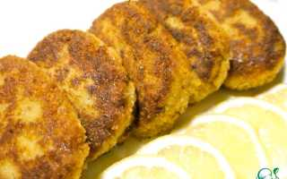 Рыбные котлеты из минтая рецепт очень вкусно