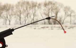 Сторожок для зимней удочки