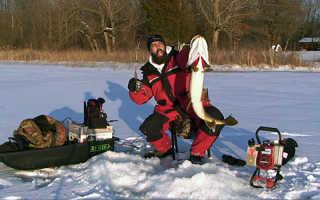 Какая рыба клюет в декабре