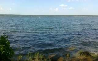 Рыбалка на озере акакуль